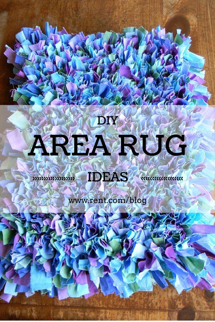 DIY Area Rug Ideas