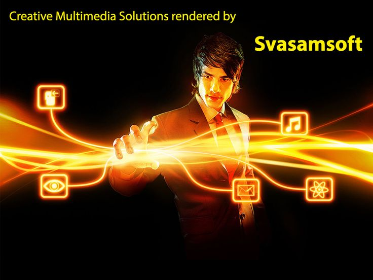 #Multimedia_solutions are used in various industries such as #education, journalism, entertainment, engineering, industry, mathematical and scientific research, medicine, document imaging and more. #Svasamsoft is the best ever #IT_company which delivers wide range of #multimedia solutions at affordable cost.