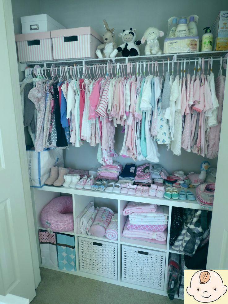 Baby Kleiderschrank Baby Madchen Kindergarten Emilys Kinderzimmer