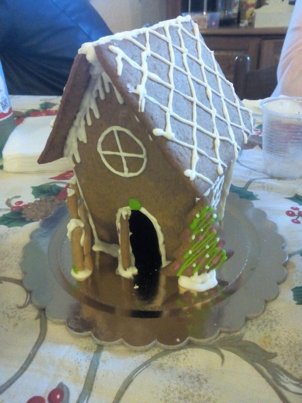 House Gingerbread