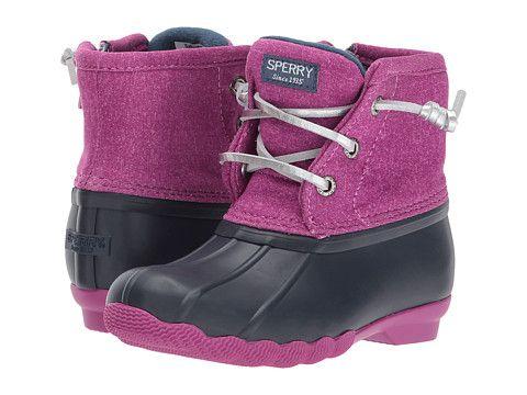 Sperry Kids Saltwater Boot (Toddler/Little Kid)