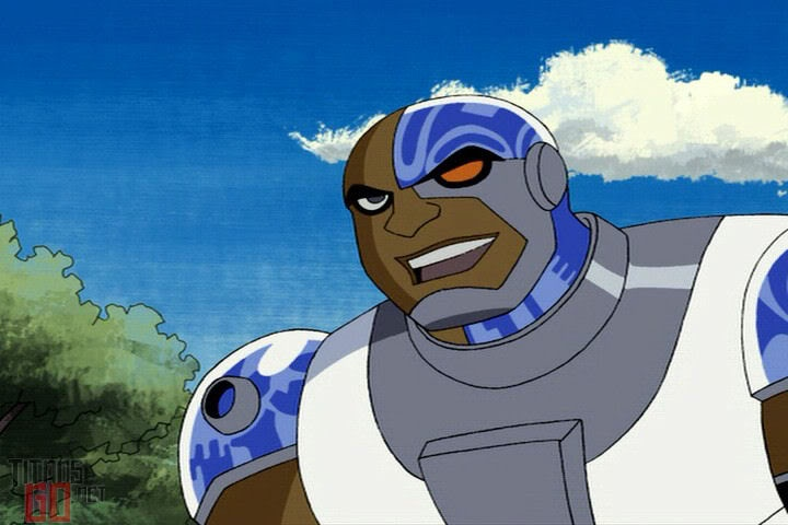 Cyborg Teen Titans 95