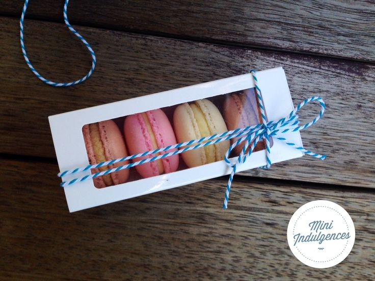 Macaron is a perfect gift for any occasions