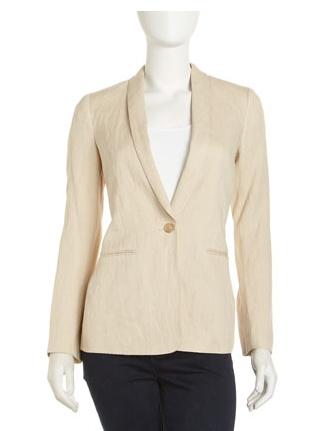 Deal Of The Week: VINCE Linen Blazer. Reg $400; NOW $270 (33% OFF). For more details visit: lesley@thestylehunter.com