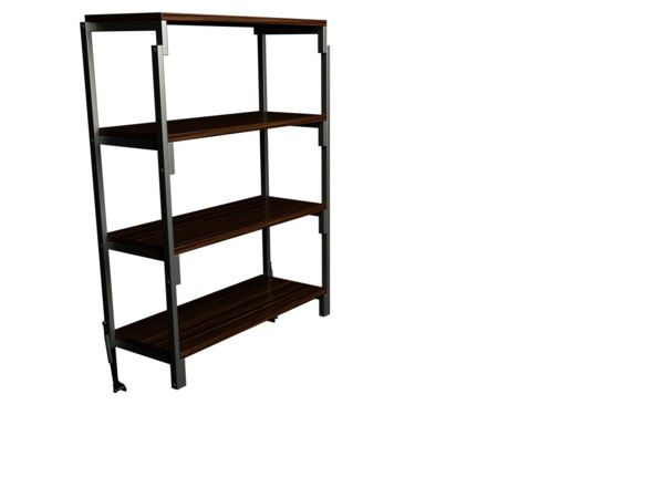 Swing Table Shelf Model Turbosquid 1332063 In 2020 Swing Table Table Shelves Shelves