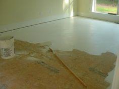 Replacing Carpet Padding Images