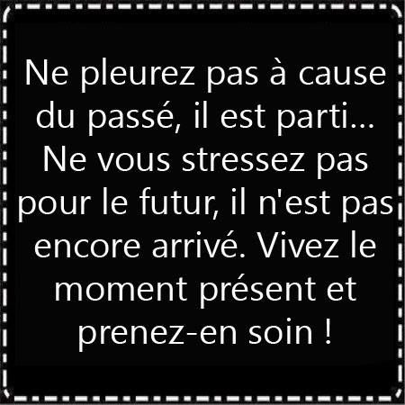 Vivez...  ________________________________  Soit ! mais paroles, paroles, paroles !  scrib   _______________________________