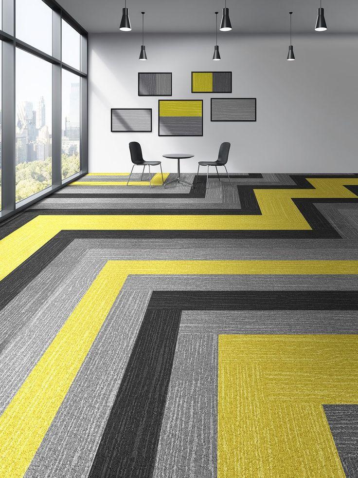 De Giesen Office Efficiency Giessendam Carpet tiles