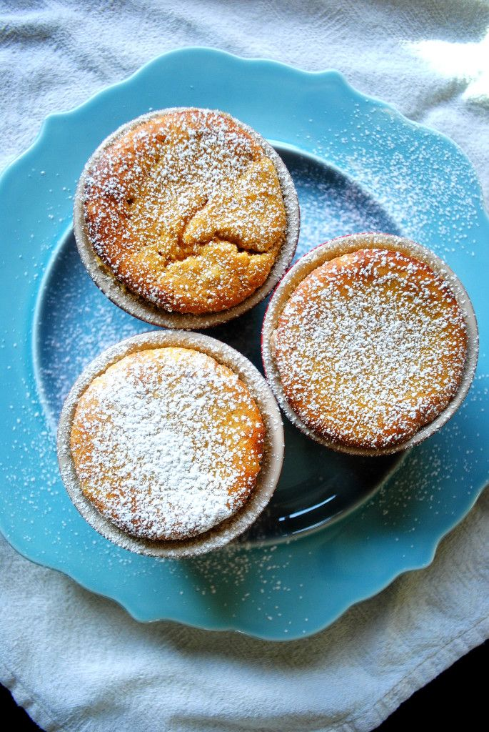 Fluffy Pumpkin Soufflés | Yin and Yolk