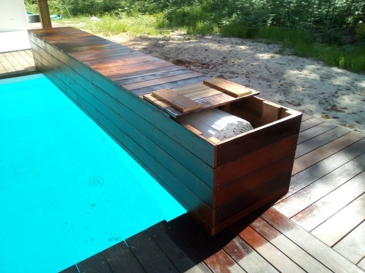 The Company Deck 40 Realized This Round Of Swimming Pool Of 86 M