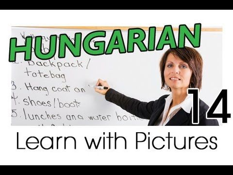 Learn Hungarian Vocabulary with Pictures - Hungarian Job Vocabulary