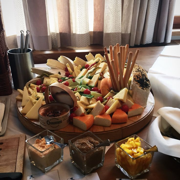 Cheese plate! (own photo)