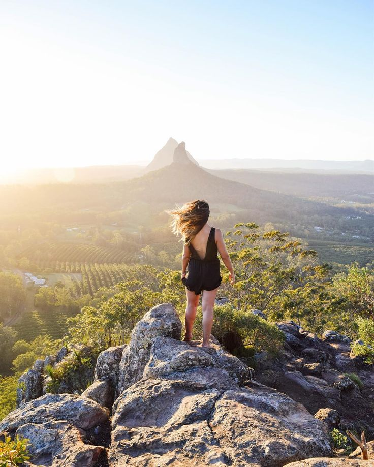 Glass House Mountains || Queensland, Australia