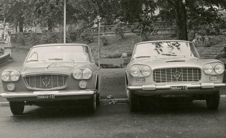 Lancia Flaminia 3C GT vs. Lancia Flavia Coupe - Photo Gallery of Archived Comparison from Car and Driver - Car Images - Car and Driver