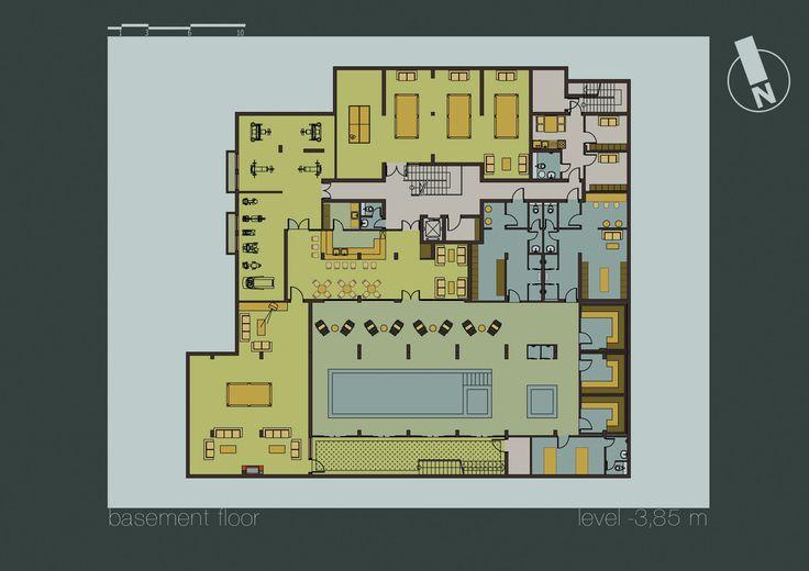 Shadowrun floorplan wohnkomplex keller rpg maps for Dobbins homes floor plans
