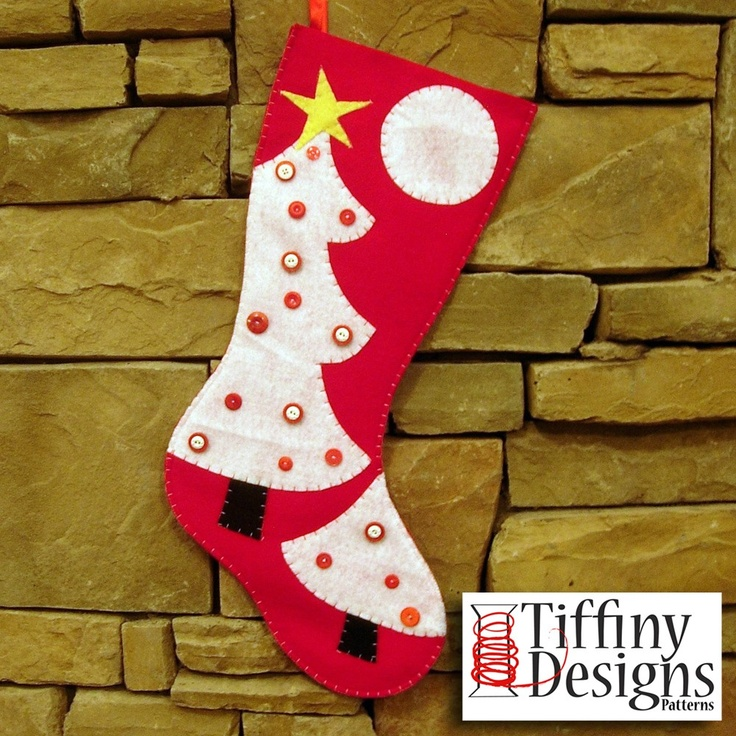 36 best Xmas: Stocking patterns & ideas images on Pinterest ...