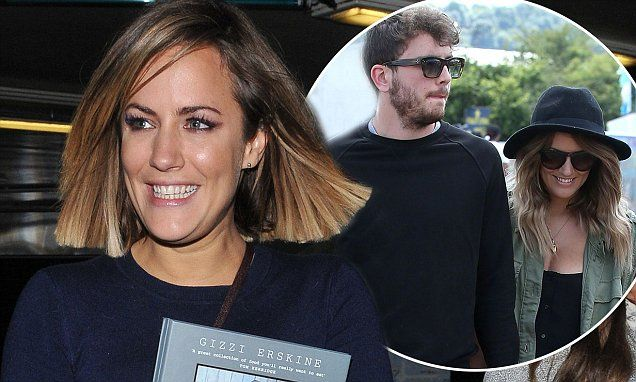 Caroline Flack 'dumps boyfriend Jack Street for second time'
