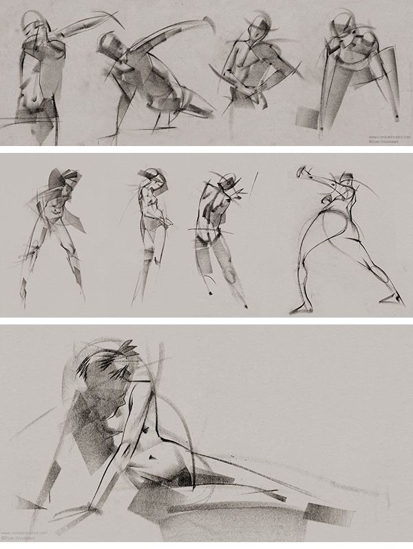 A site to help you with practising life drawing www.quickposes.com