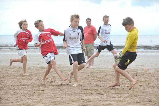 Swansea Beach Soccer Festival