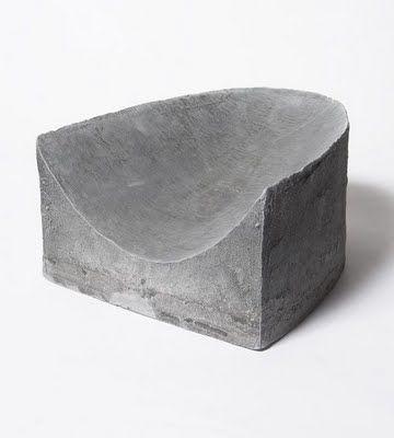 Chair | Concrete product design | Concrete | Interior | Inspiration | design | Beton design | Betonlook | www.eurocol.com