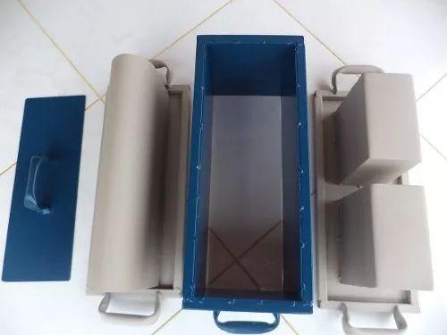 forma 15 bloco e canaleta manual  (14x19x39 cm ) concreto