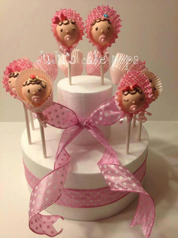 Cake Pops Shower De Bébé / Baby Shower Cake Pops