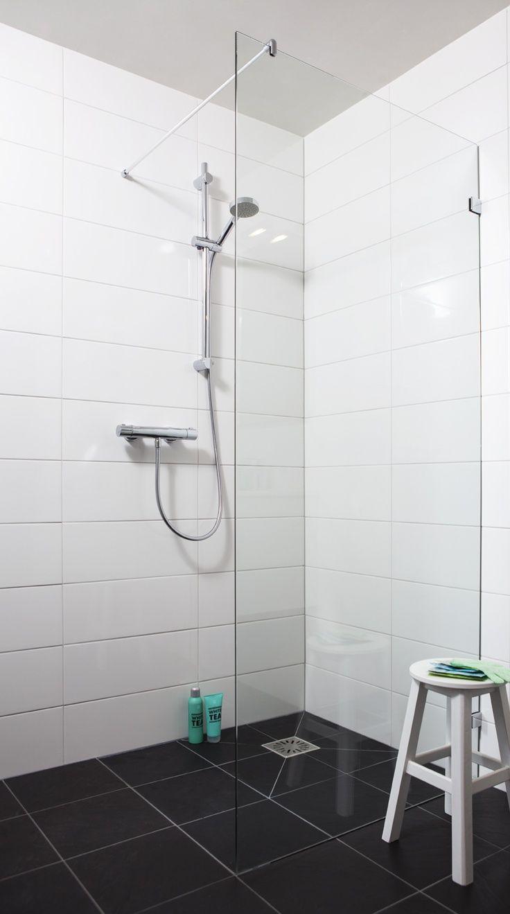De Baderie douchewand is voorzien van het hoogst gerenommeerde ...