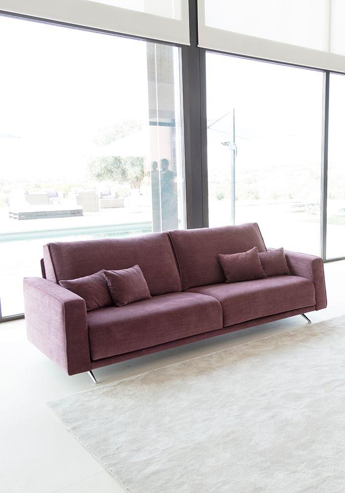 Comodo Sofa Diseno Moderno En 2020 Sofas Diseno Decoraciones De Casa Sofa Moderno