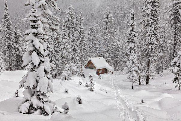 Зима в России | Life on Photo