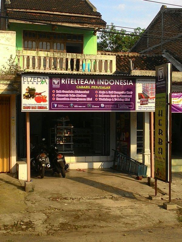 Showroom Rak Minimarket Murah Ponorogo