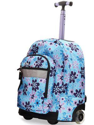 Kids Rolling Backpacks