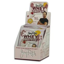Strawberry Whey Protein Isolate 12 Pack Singles
