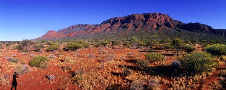 Mt Augustus, Australia - Twice the size of Uluru!