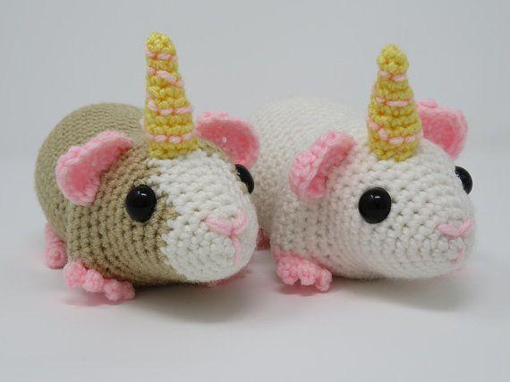Custom ridgeback guinea pig by LunasCrafts on DeviantArt | 427x570