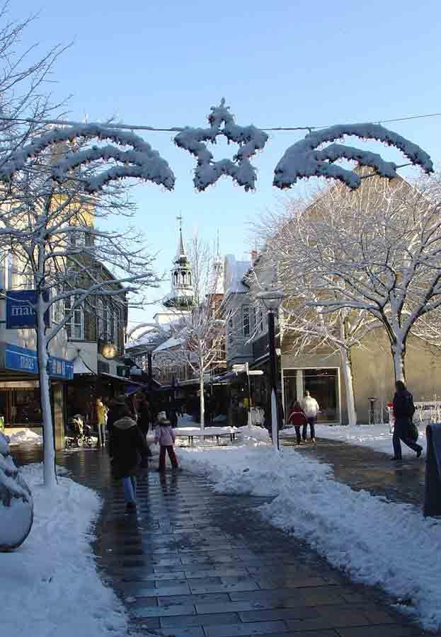 Christmas in Lemvig. So danish