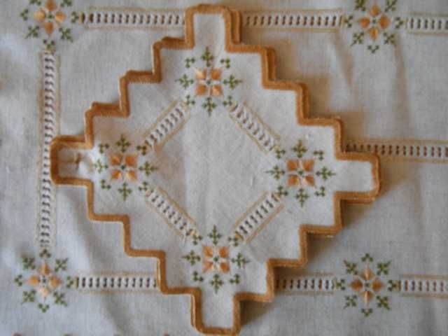84 round tablecloth