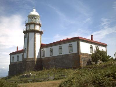 Faro de la Isla de Ons / Galicia / Spain
