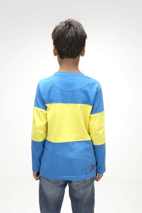 Horrid henry stripe long sleeve t shirt 5 to 6 years for Alex co amazon