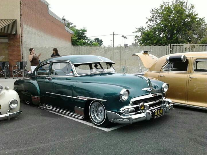 17 Best Images About 1949 Chevrolet Fleetline Super Deluxe