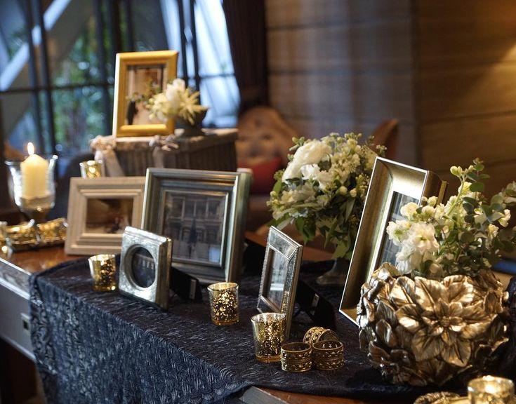 アンティークでお洒落なウェルカムスペースまとめ|結婚式会場装飾 | marry[マリー]