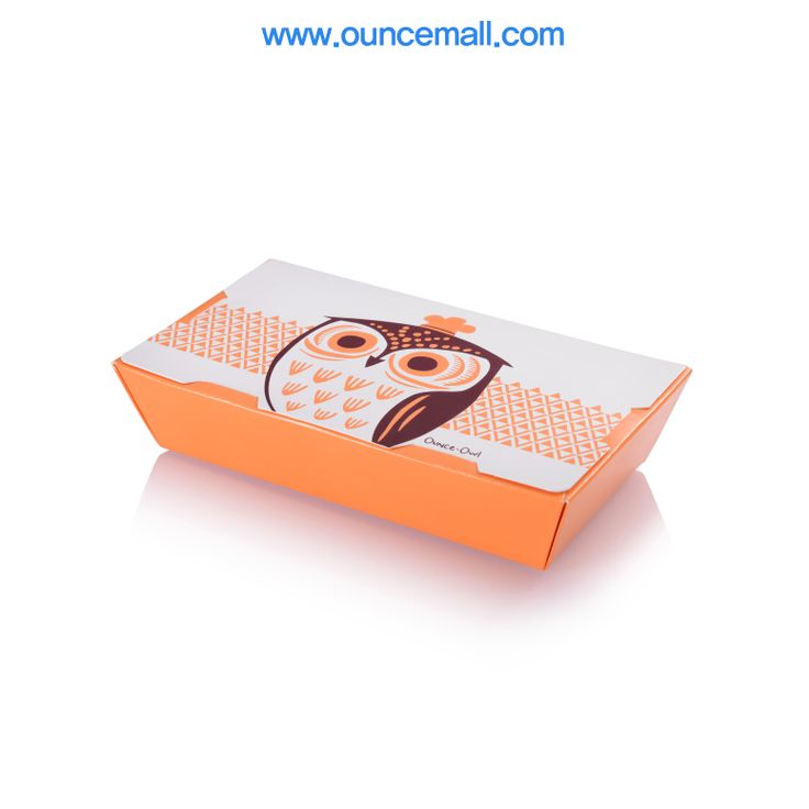 ounce - owl  / food package www.ouncemall.com
