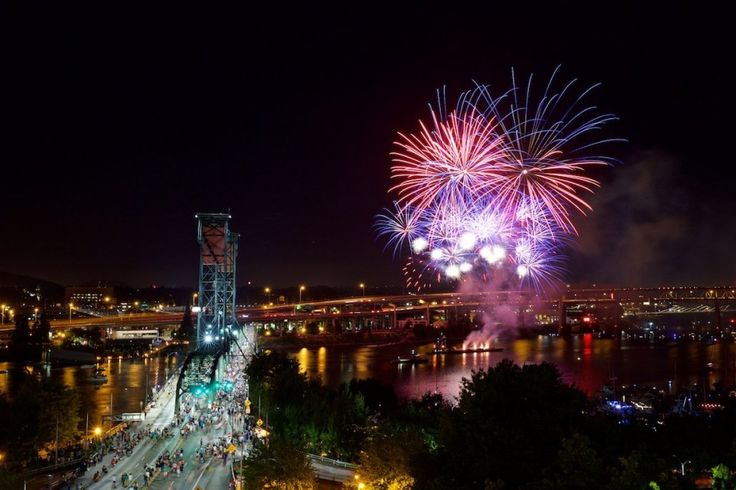 Where to see Fourth of July fireworks around Portland | OregonLive.com
