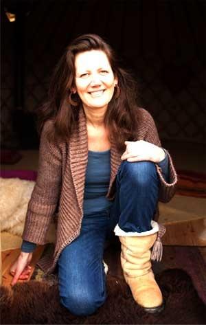 Sarah Patterson - Author Nandita's Dream