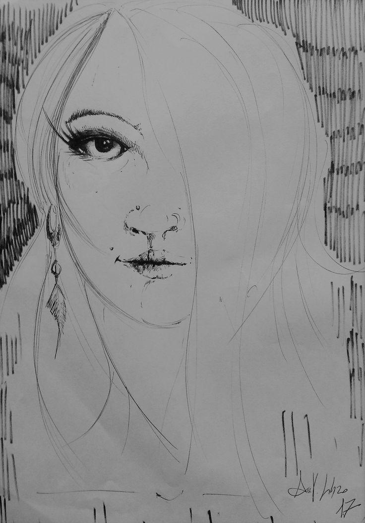 Sketch pen 17