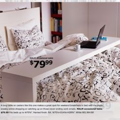 overbed table ikea - Google Search