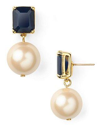 Kate Spade Treasure Chest Drop Earrings