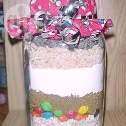 Sand Art Biscuits @ allrecipes.com.au