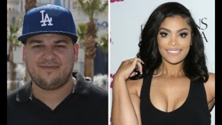 Rob Kardashian Moves On From Blac Chyna With 'Basketball Wives' Star Meghan James #Entertainment #News