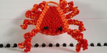 aperçu de la video: Comment faire un crabe en scoubidous ?