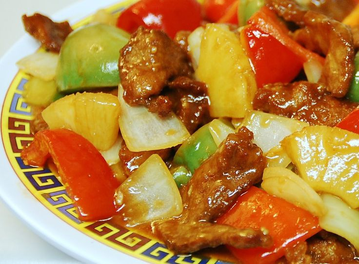 The 25 best sweet sour pork recipe ideas on pinterest for Authentic cantonese cuisine